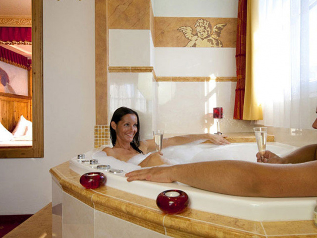 Couple Wellness at Hotel Toalstock